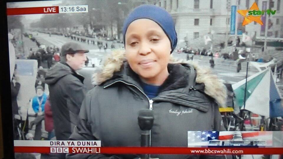 Zuhura Yunus Mtangazaji Wa Bbc Swahili Jamiiforums