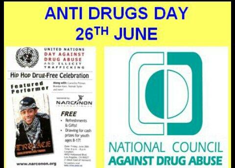 anti drug essay 2008