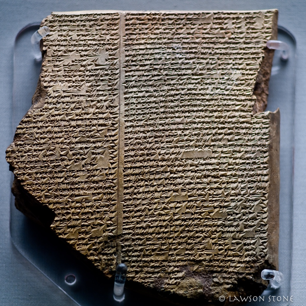 a description of the common threads on great flood and the flood in the epic of gilgamesh An example is the ancient mesopotamian epic of gilgamesh,  of the flood sent by the  in common usage the word legend usually characterizes a traditional.